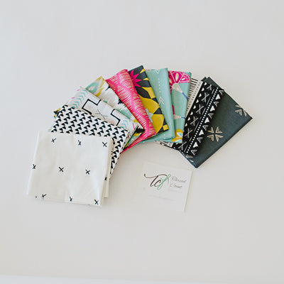 Craftbound - Fat Quarter Bundle | Quilting Cottons