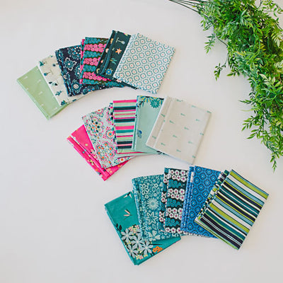 Love to Pieces - Fat Quarter Bundle | Quilting Cottons