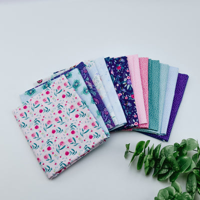 You, Me & The Sea - Fat Quarter Bundle