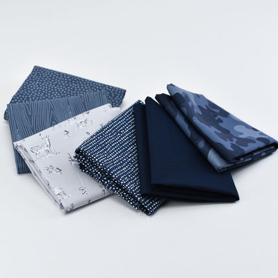 Incognito - Fat Quarter Bundle | Quilting Cottons