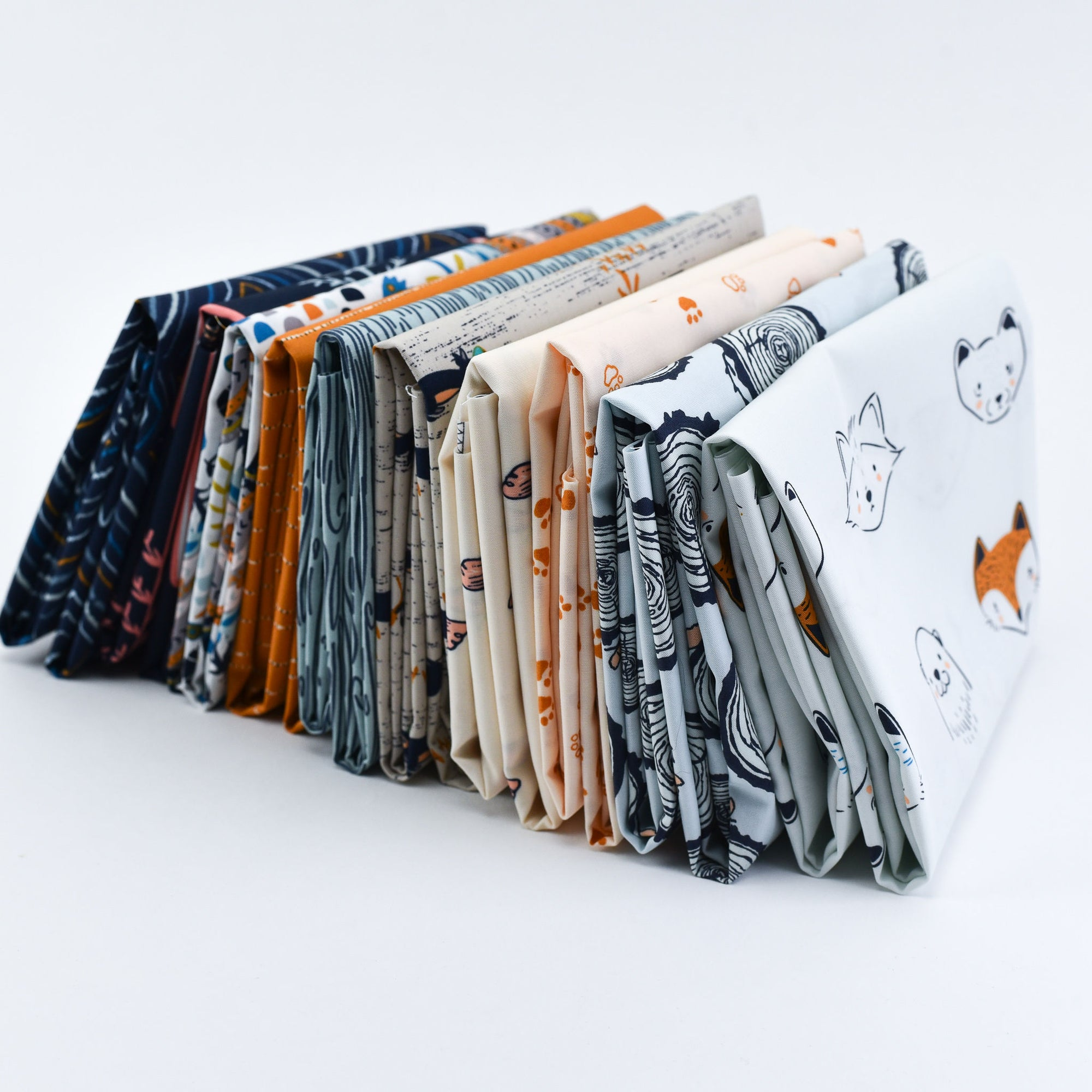 Little Forester - Fat Quarter | Bundle