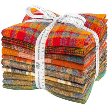 Mammoth Flannel - Fat Quarter Bundle