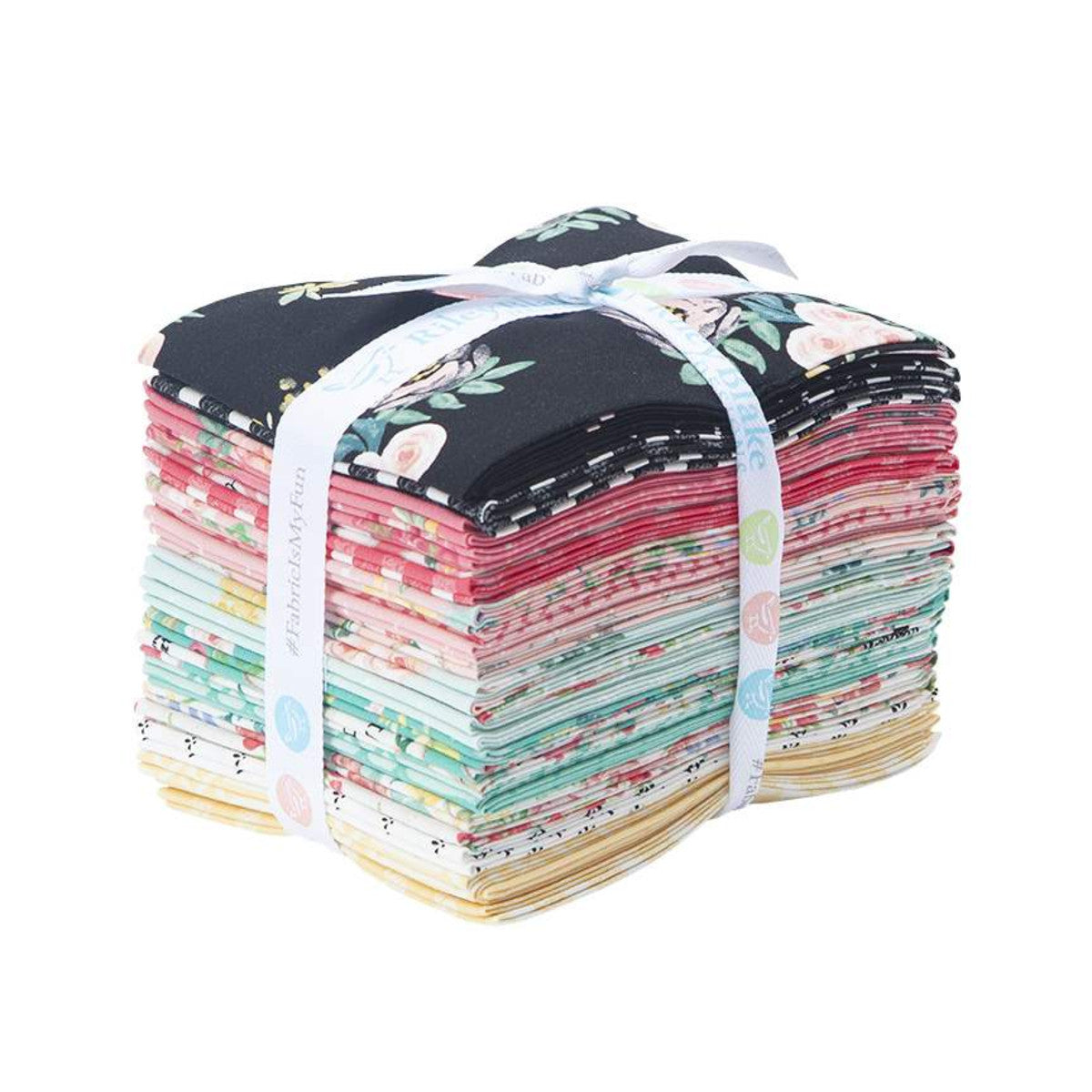 Flower Market - Fat Quarter Bundle