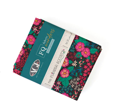 The Flower Society - Fat Quarter | Bundle