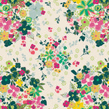Floralia Fusion- Fat Quarter Bundle | Quilting Cottons