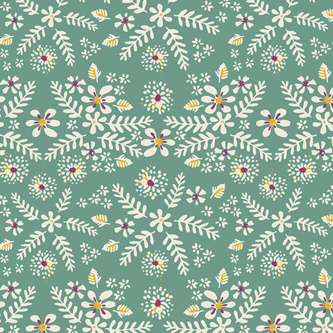 Garden Dreamer - Flower Waltz - Thread Count Fabrics - Art Gallery Fabrics