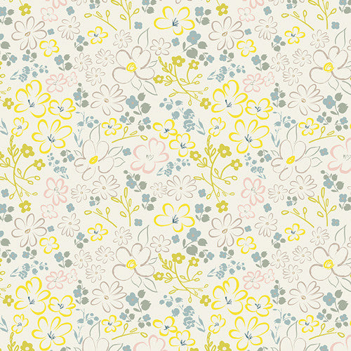 Heartland - Liten Ditsy Whisper in Knit - Thread Count Fabrics - Art Gallery Fabrics