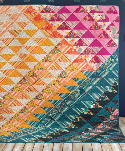 Legendary - Entwine Quilt Kit