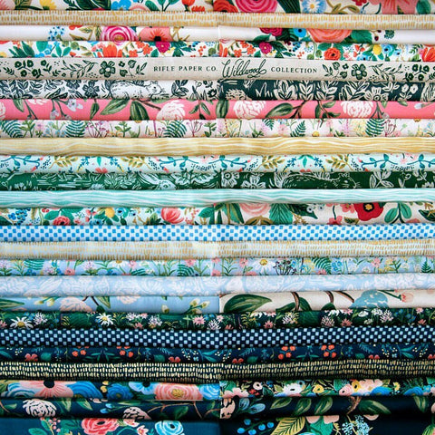 Wildwood - Fat Quarter Bundle | Quilting Cottons