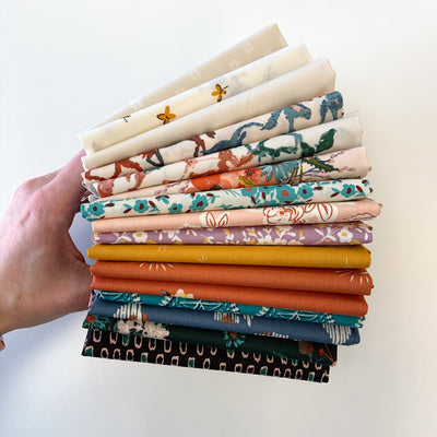Spirited - Fat Quarter Bundle | Quilting Cottons