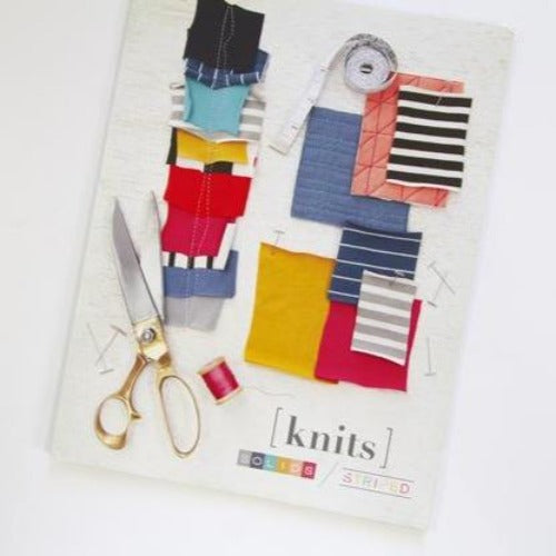 Knits - Color Card