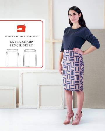 Extra Sharp Pencil Skirt