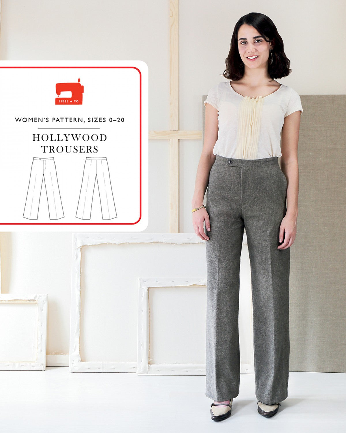 Hollywood Trousers Pattern