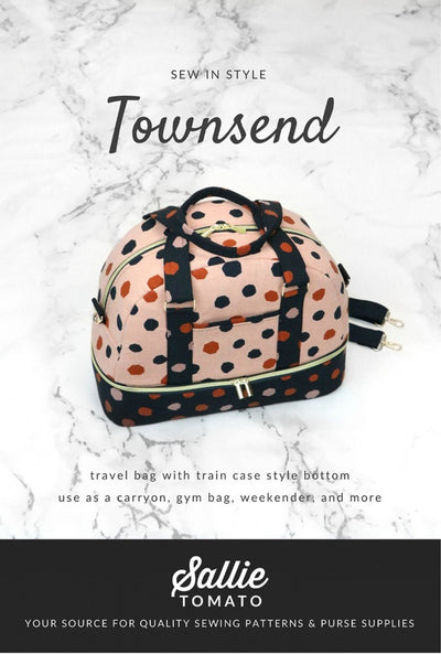 Townsend Travel Bag