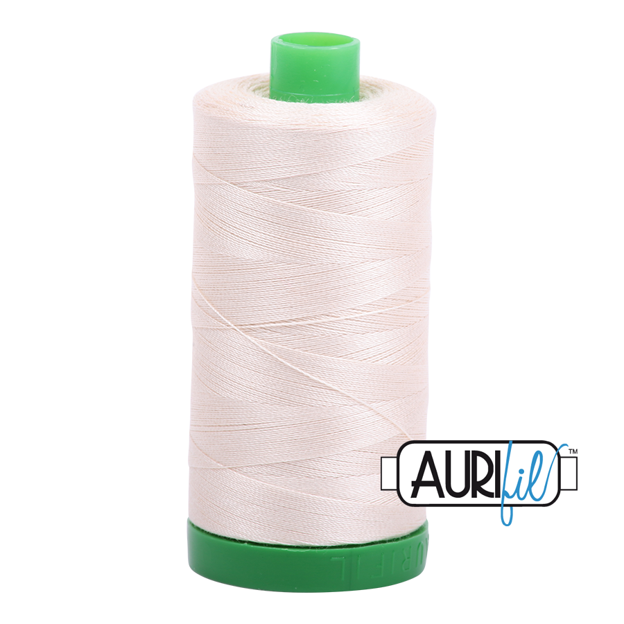 Aurifil 40wt - Light Sand
