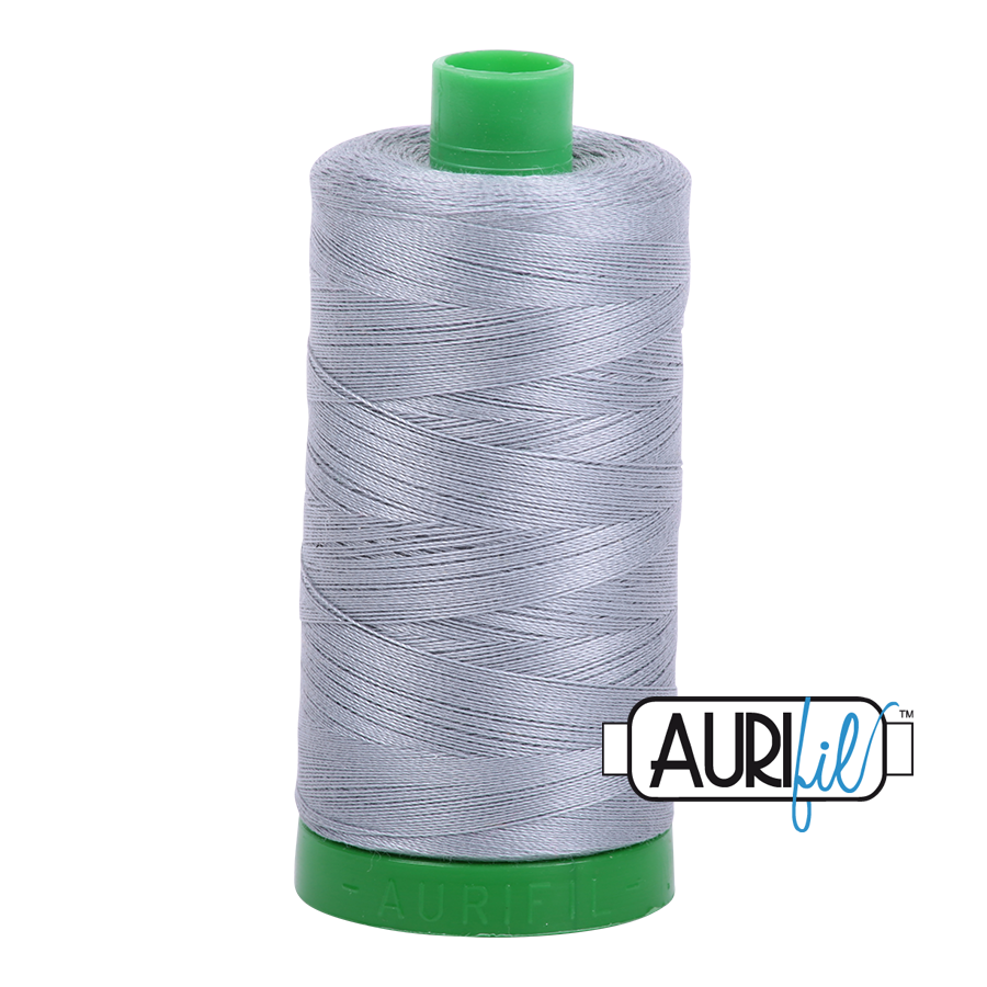 Aurifil 40wt - Light Blue Grey