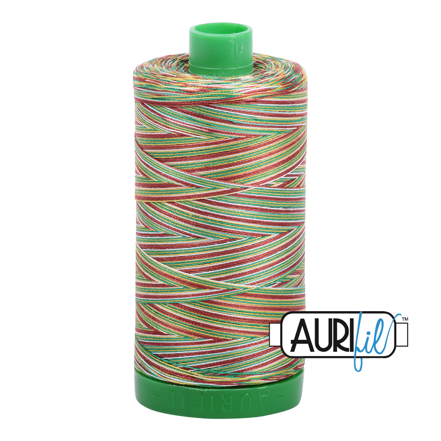 Aurifil 40wt - Leaves