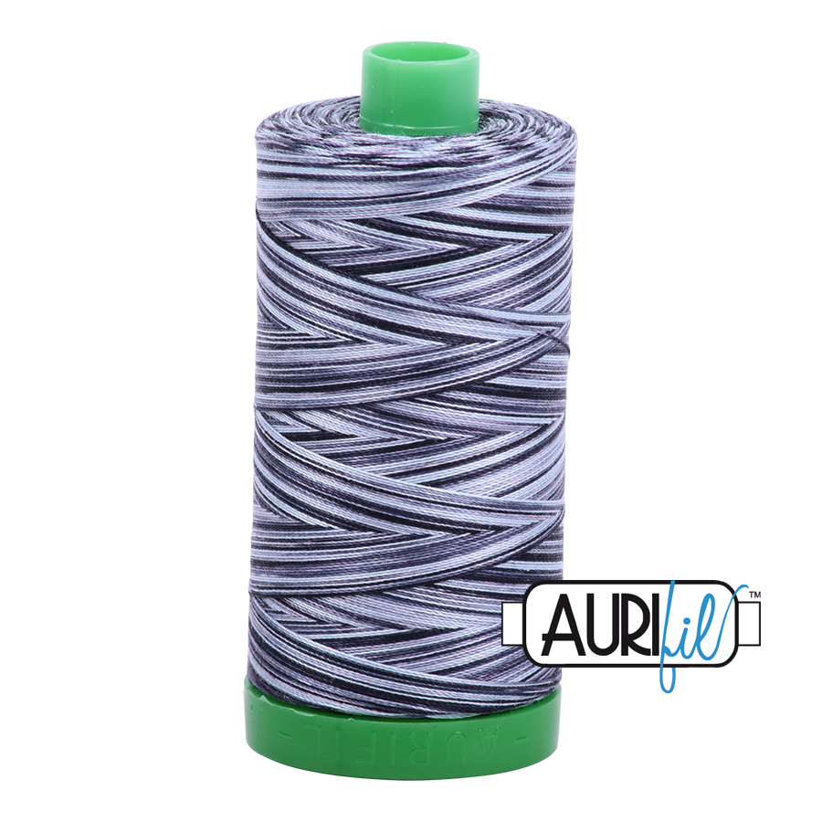 Aurifil 40wt - Stonefields