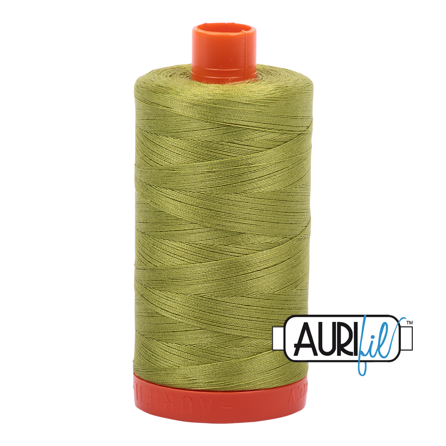 Aurifil 50wt - Light Leaf Green