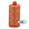 Aurifil 50wt - Medium Orange