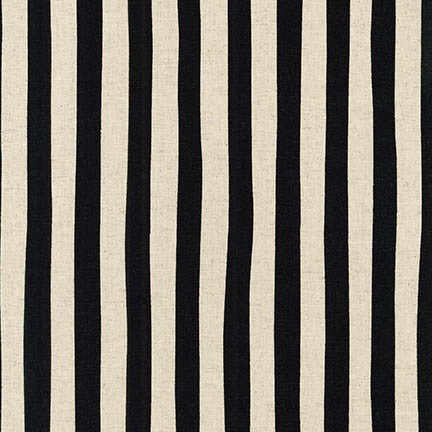 Sevenberry - Stripes Black | Canvas