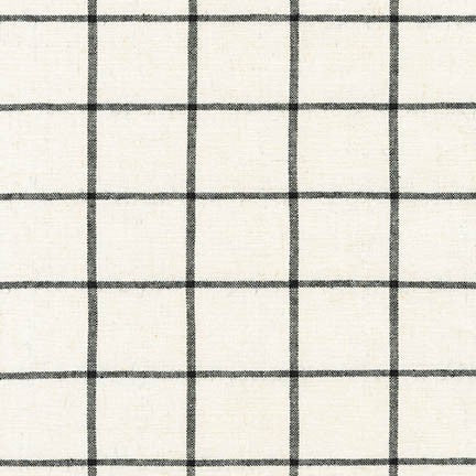 Essex Classic Woven Checks - Ivory