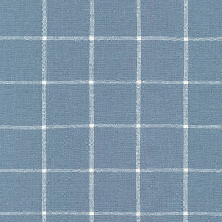 Essex Classic Woven Checks - Chambray