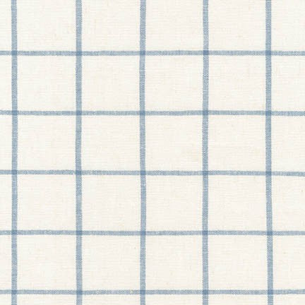 Essex Classic Woven Checks - Sky