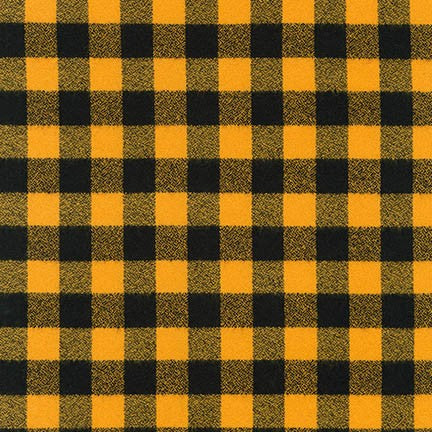 Mammoth Flannel - Yellow Buffalo Plaid