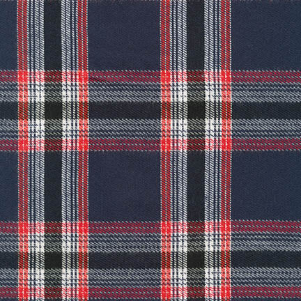 Durango Flannel - Blue
