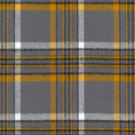Durango Flannel - Grey