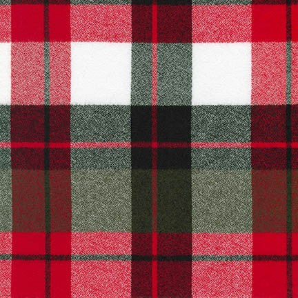 Mammoth Flannel - Red