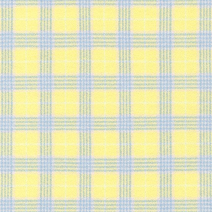 Junior Mammoth Flannel - Lemon