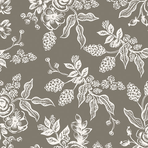 English Garden - Toile Grey