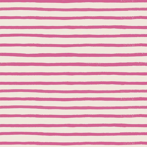 English Garden - Stripes Pink