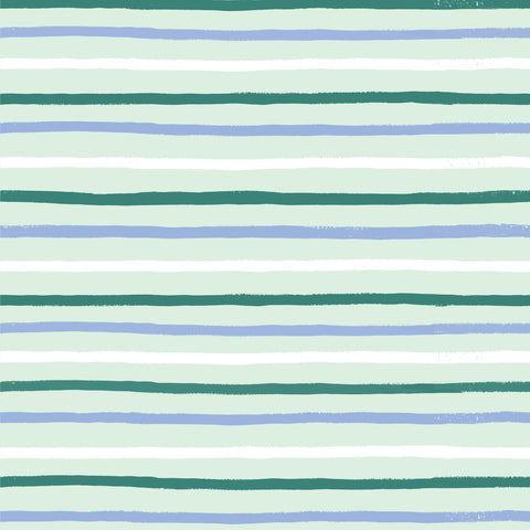English Garden - Stripes Mint