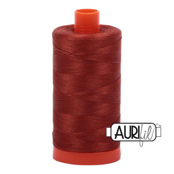 Aurifil 50wt - Copper