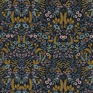Menagerie - Tapestry Midnight (Metallic)