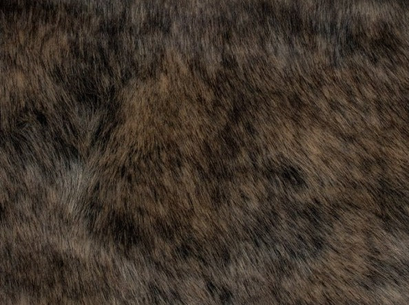 Dire Wolf Fur - Taupe/Gray