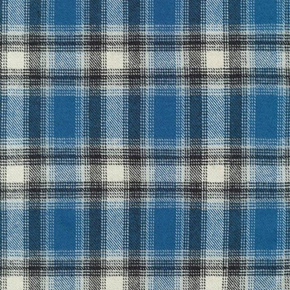 Tahoe Flannel - Blue