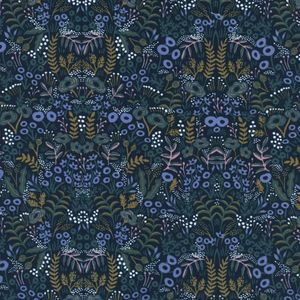 Menagerie - Tapestry Navy | Rayon