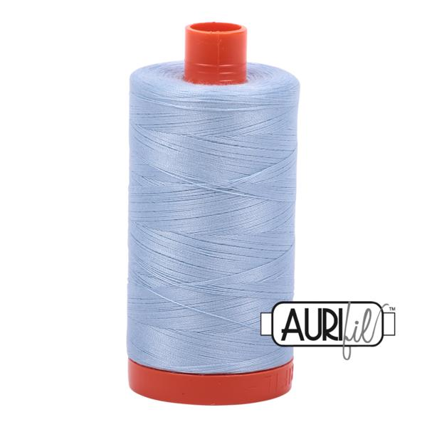 Aurifil 50wt - Light Robbins Egg