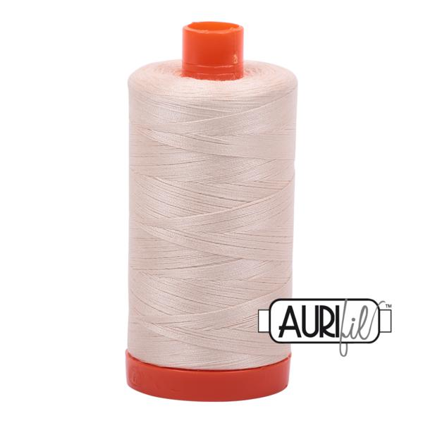 Aurifil 50wt - Light Sand