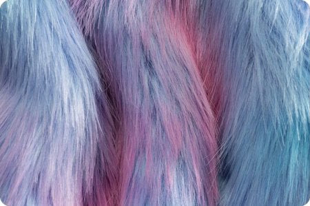 Shag Fur - Cotton Candy