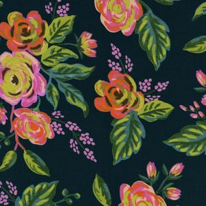 Menagerie - Jardin De Paris Navy | Rayon
