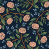 Wildwood - Peonies Blue | Canvas