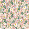 Wildwood - Wildflowers Pink | Cotton Lawn