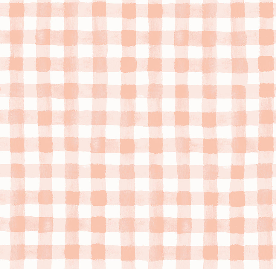 Meadow - Gingham Blush