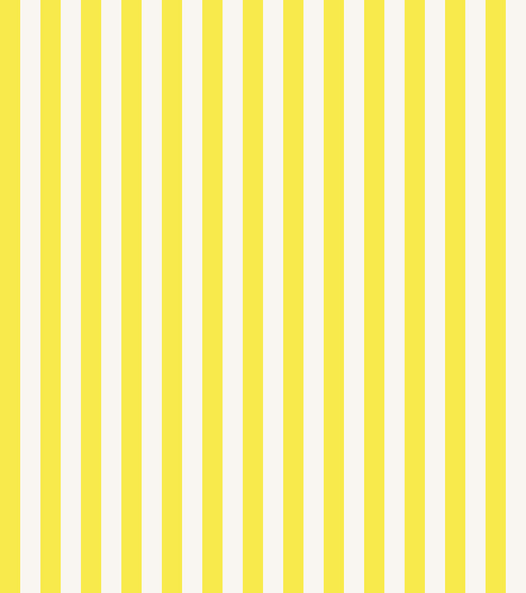 Primavera - Cabana Stripe Yellow