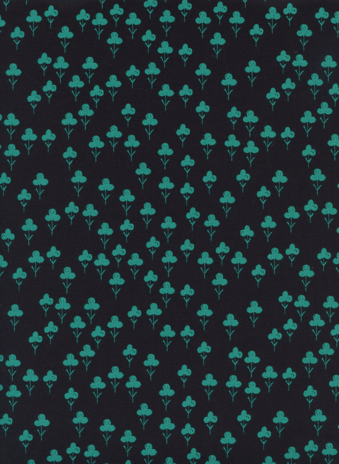 Front Yard - Clovers Teal
